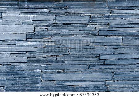 Modern Pattern Of Bule Stone Wall Decorative Surfaces