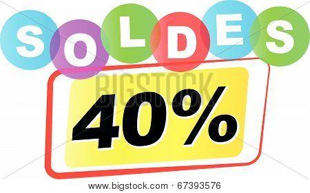 Vector Sale Icon