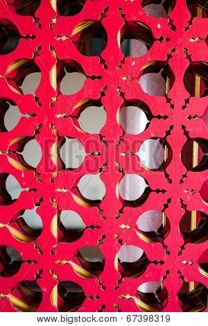 Door Texture Of Leng Noei Yi 2 Temple