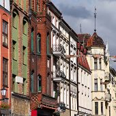 picture of tenement  - Poland  - JPG