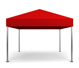 stock photo of canopy roof  - Canopy tent - JPG