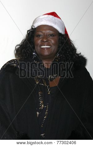 LOS ANGELES - NOV 30:  Aloma Wright at the 2014 Hollywood Christmas Parade at the Hollywood Boulevard on November 30, 2014 in Los Angeles, CA