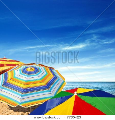 Colorful Sunshades