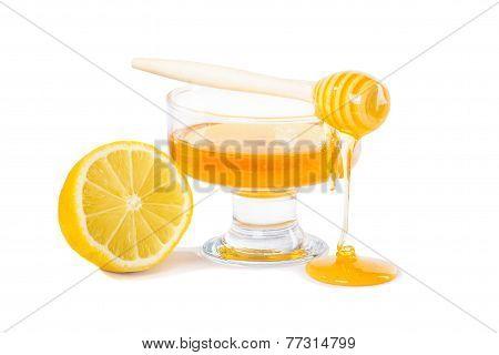 Drops Of Honey And Lemon
