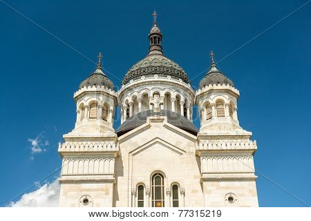 The Dormition of the Theotokos Cathedral