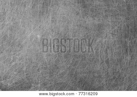 Scratched Chalk Board Texture