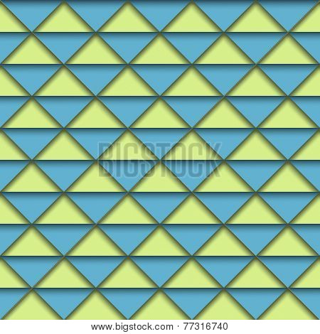 Geometric background in retro colors. Vector eps10 illustration