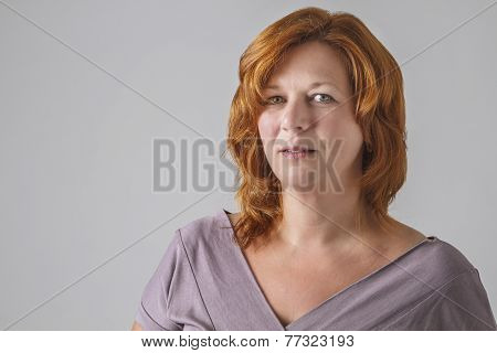 Woman In Ther Forties