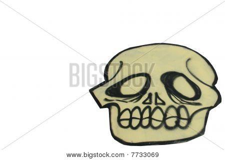 Grafetti Skull