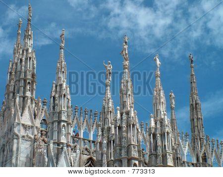 Duomo roof