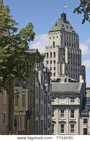 Quebec Buildings
