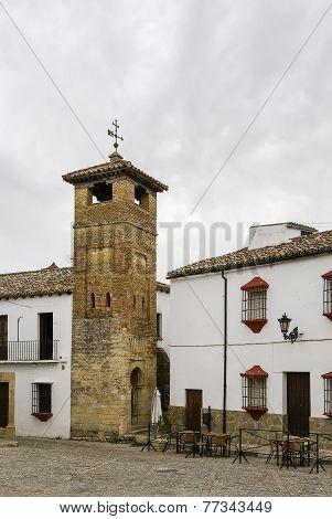 St. Sebastian Minaret, Ronda, Spain