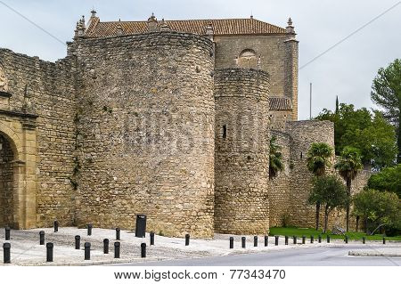Almocabar Gate, Ronda, Spain