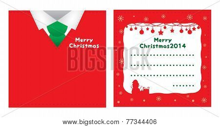 Idea Christmas Card Design