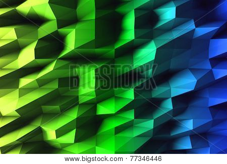 Noisy Gradient Wall Background