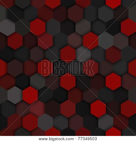 Seamless Technology Vector Seamless Pattern
