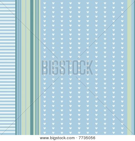 Beautiful blue and green vector background