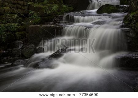 Waterfall Lumsdale Falls
