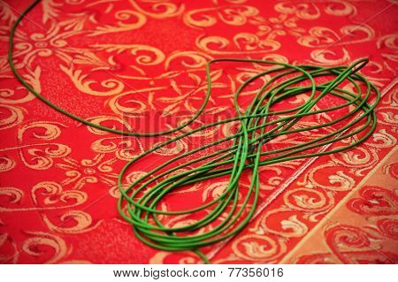 Green Television Cable