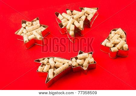 Small Forms Of Pellet