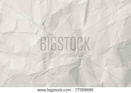 Wrinkled Thick Paper