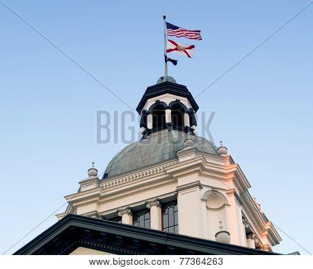 Florida Capitol Building detail