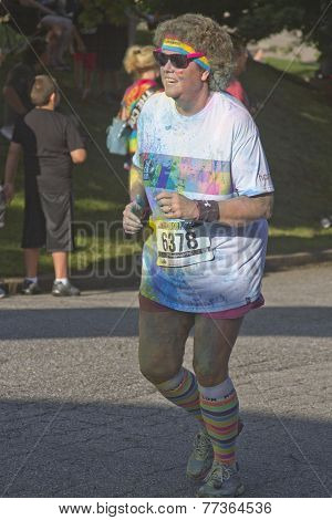 Colorful Color Run