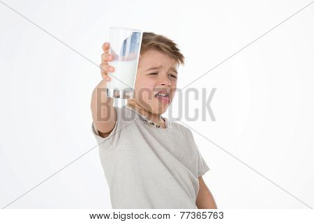 Complaining Child