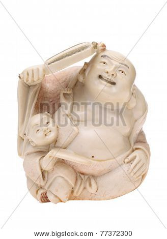 Japanese Hotei god
