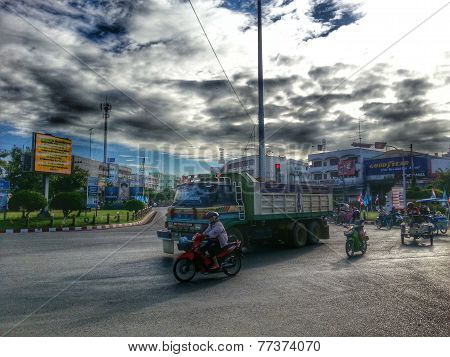 Transportation In Ang Thong Province