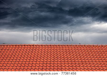 Roofs For Protection Against Rain