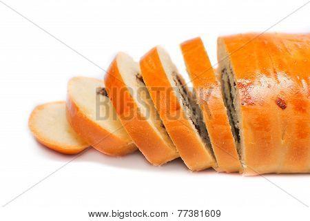 fresh tasty bun
