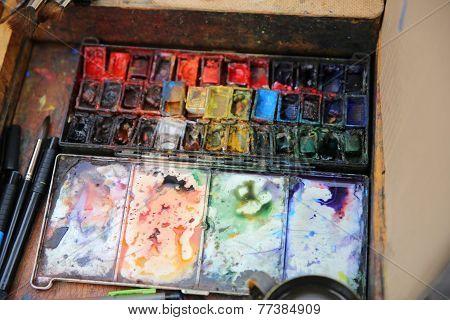 Painter Palette
