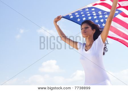 sonhador americano