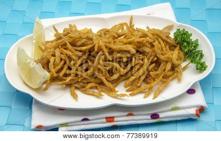 Fried Whitebait