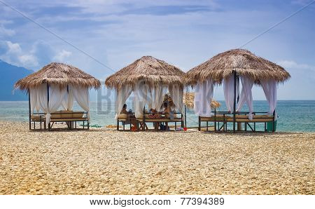 Beach Gazebos