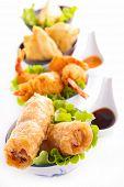 picture of samosa  - asian cuisine - JPG