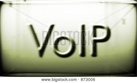 Voip Ghostly Green