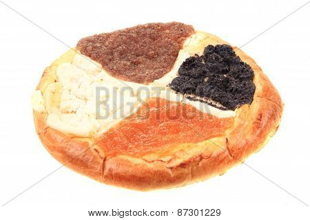 Typical Czech Cake