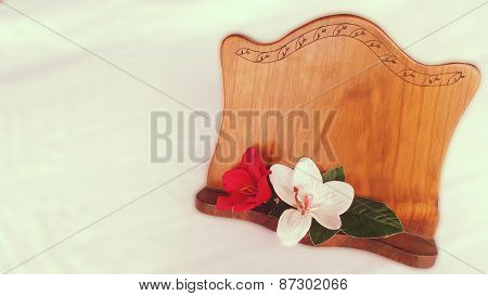Book lectern Celebration Decoration