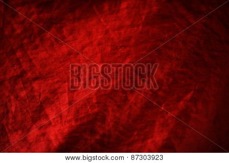 Cloth Fabric Scratched Material Background Texture Concept