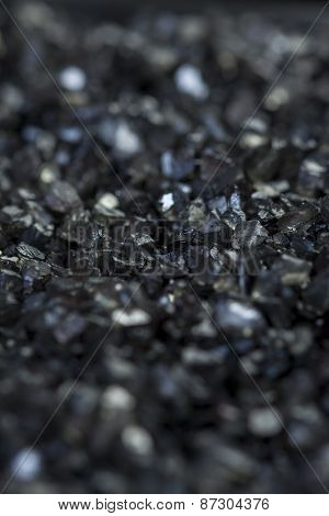 Background Texture Of Asphalt Or Tarmac