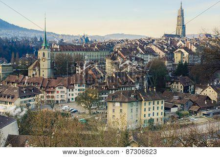 Bern downtown