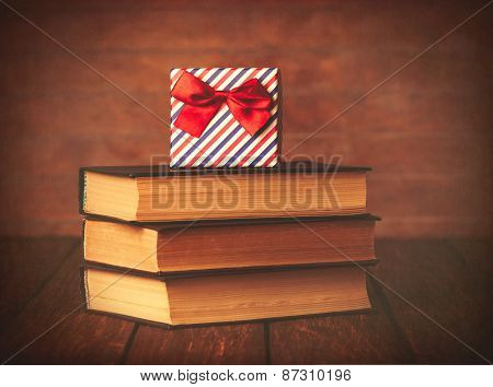 Books With Gift Box