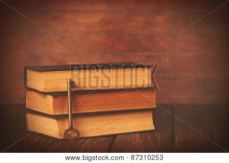 Books With Key