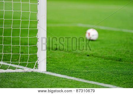 Soccer Goal Detail