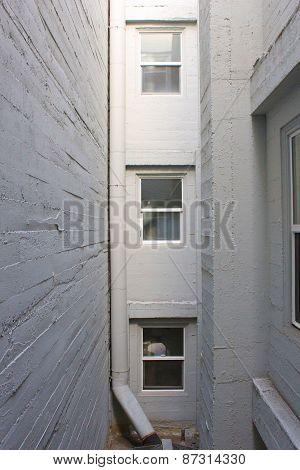 Inner City Alley