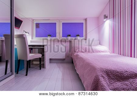 Cozy Room For Girl