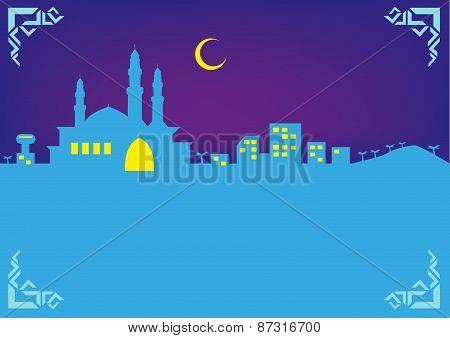 Ramadan Kareem Season template design