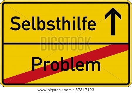Problem and self help